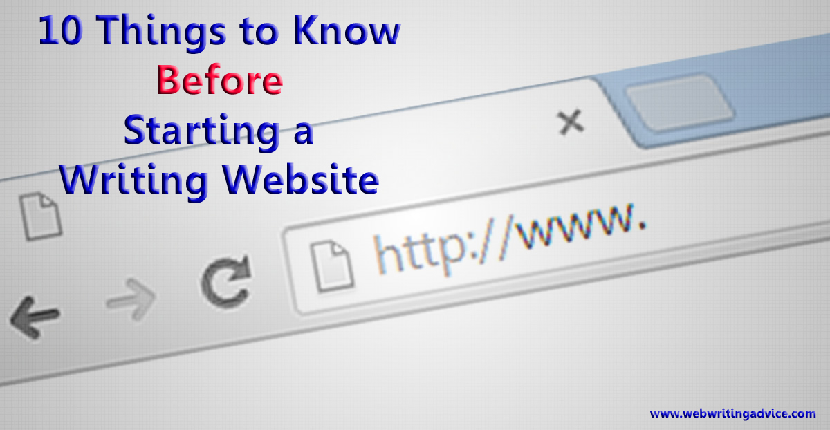 Tips on writing a website home page - Writing for the web - online