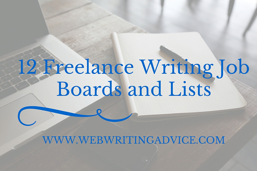 freelance writing jobs in uk
